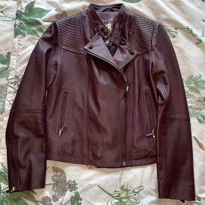 Bagatelle City Lamb Leather jacket